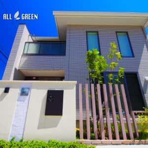 kitaku_o_02550_5-300x300 スクリーンブロックと角柱による抜け感のある名古屋市北区の門まわり