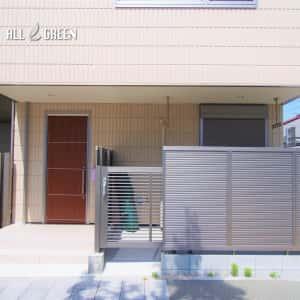 syouwaku_t_02814_1-300x300 名古屋市昭和区のアルミ製品を主体としたシンプルモダンな新築外構工事