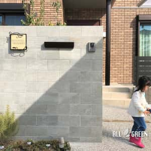 tenpakuku_k_02446_2-300x300 名古屋市天白区の優しい質感のタイルとウッド調フェンスによる温かみある門構え