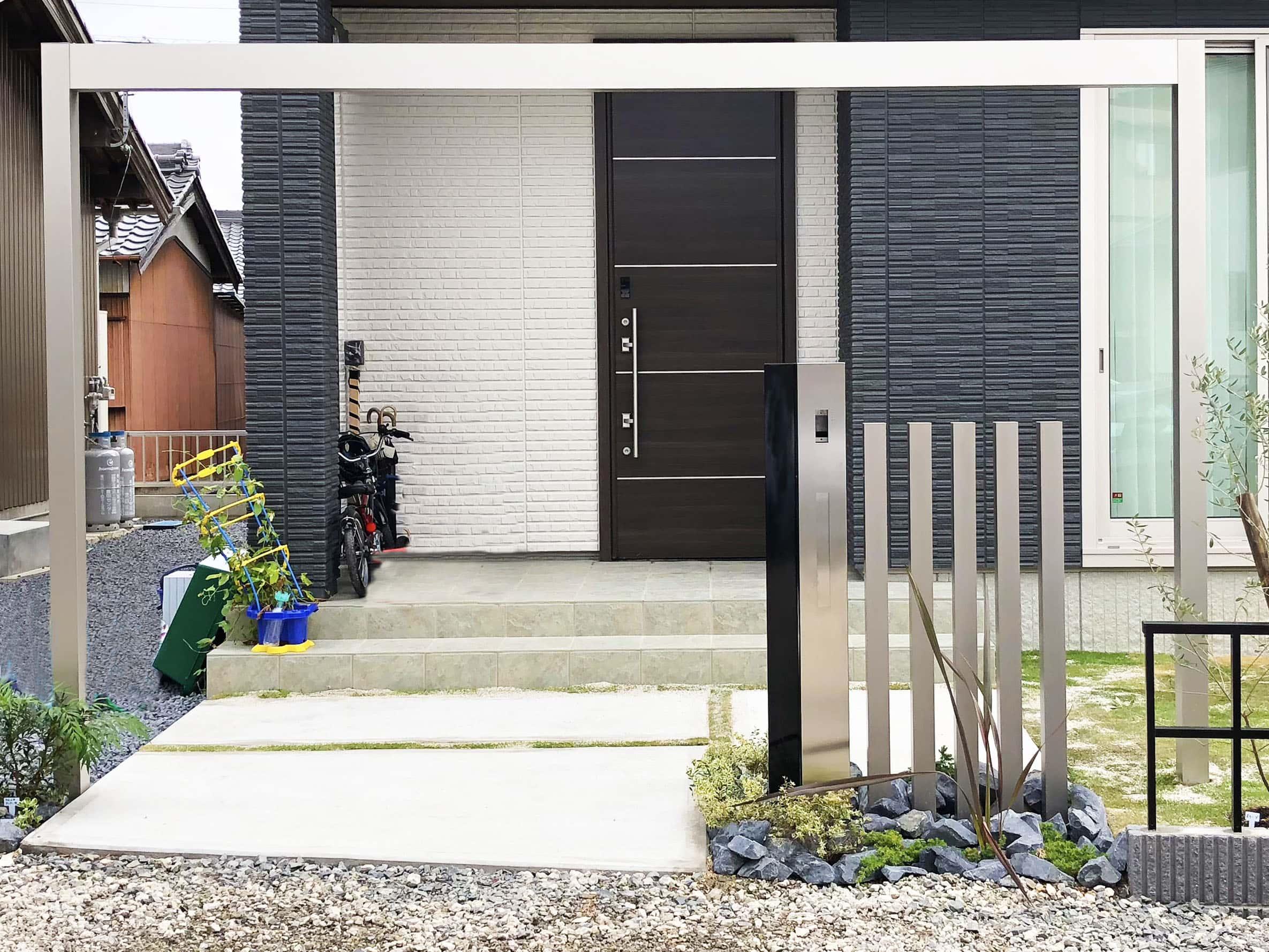 toyotasi_s_voice かっこいい庭ですね!と言われることが本当にうれしい。豊田市/S邸