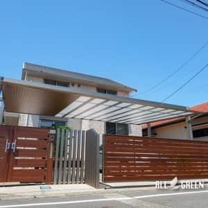 iwakura_k_03795_5-300x300 駐車スペースを中心とした北名古屋市の大型リフォーム外構