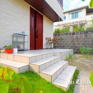 midoriku_i_03302_3-300x300 趣味の家庭菜園のスペースを敷地内にいれた名古屋市緑区の新築外構