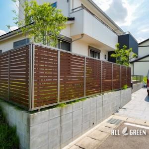 tokai_s_04177_2-300x300 木調で揃えたウッドデッキとフェンス、東海市にあるお庭は木漏れ日溢れる優しい外構へとリフォーム。